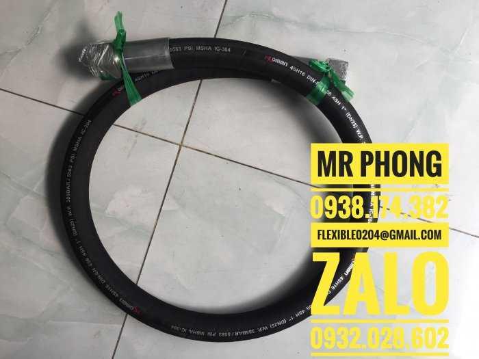 Ống mềm công nghiệp - ống mềm teflon2