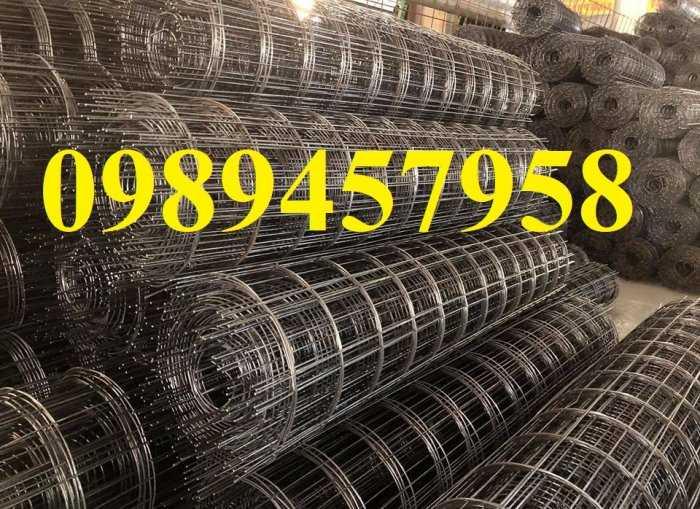 Lưới thép hàn chống thấm D3, D4, Lưới chống nứt bê tông phi 3, phi 4 a 200x200, 250x2507