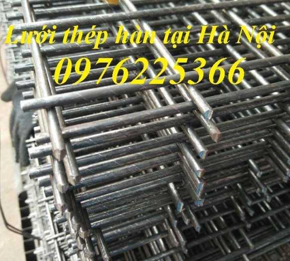 Lưới đổ sàn bê tông phi 4, hàng có sẵn1