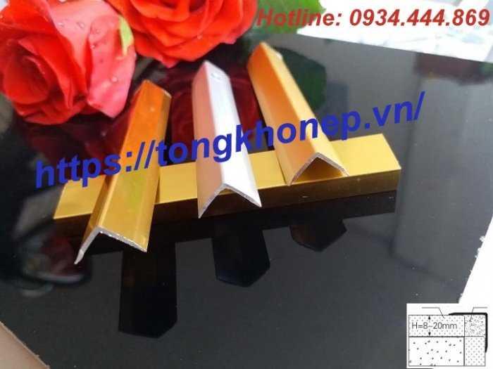 Phân phối nẹp nhôm chữ V10mm2