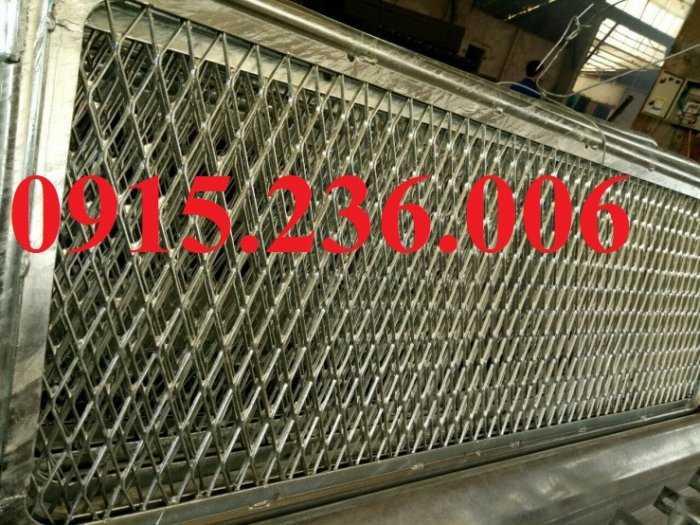 Hàng rào lưới dập giãn, lưới XG 19, XG20, XG21..., lưới trang trí mới 100%3