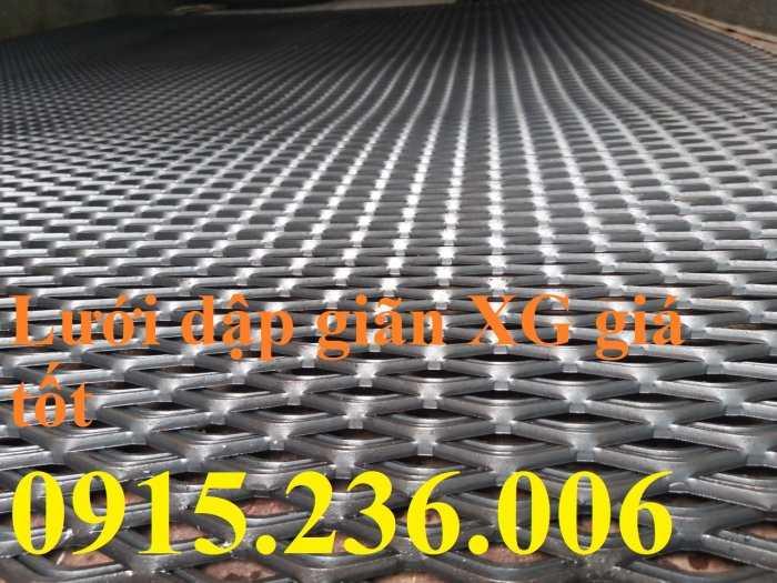 Hàng rào lưới dập giãn, lưới XG 19, XG20, XG21..., lưới trang trí mới 100%2