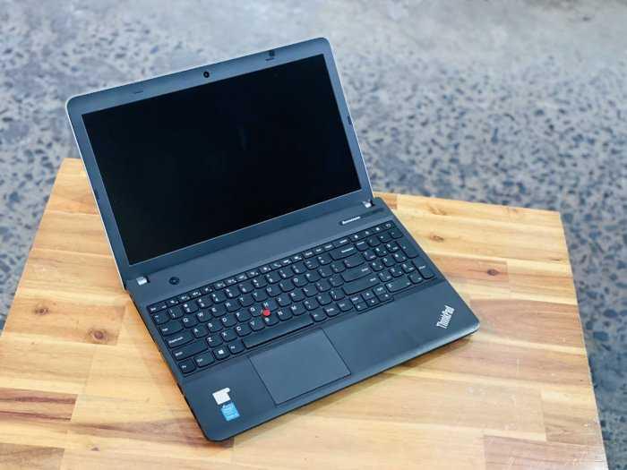 Laptop Lenovo Thinkpad E540/ i5 4200M/ SSD128-500G/ 15in/ Hỗ trợ game - Đồ họa/ Giá rẻ1