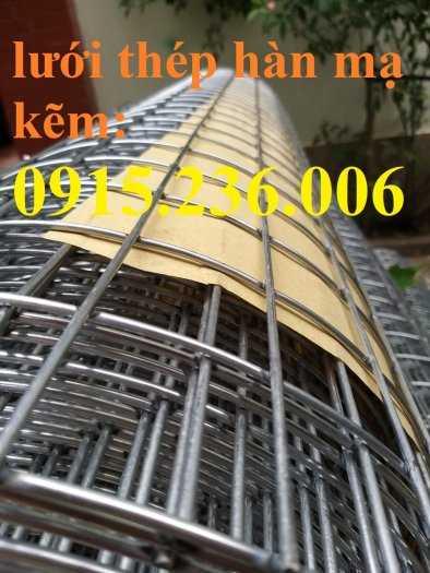 Lưới thép hàn D2, D3 a25x25, a50x50 tại Hà Nội5