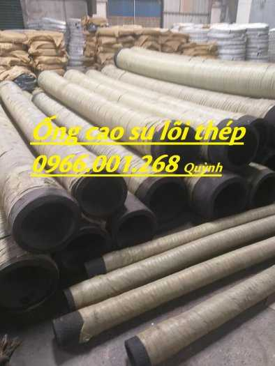 Chuyên phân phối ống cao su lõi thép các loại Việt Nam ,Trung Quốc D100,D125,D150,D200,D250,D300 giá rẻ