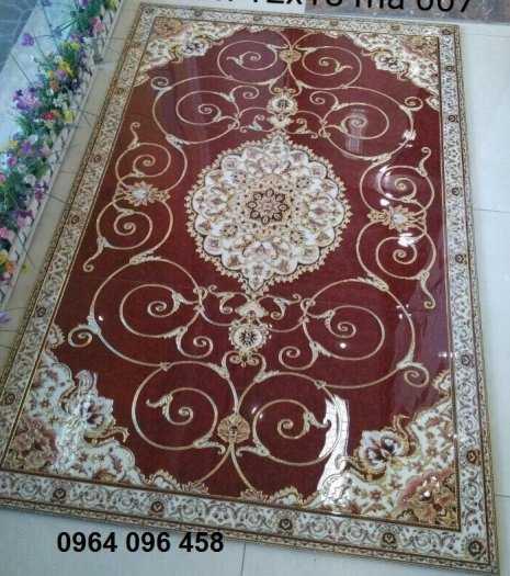 Gạch thảm 3d lát phòng khách - CMM657