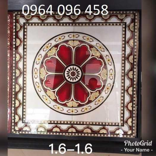 Gạch thảm 3d lát phòng khách - CMM653