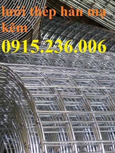 Lưới thép hàn D2 ô 25x25 mới 100%3