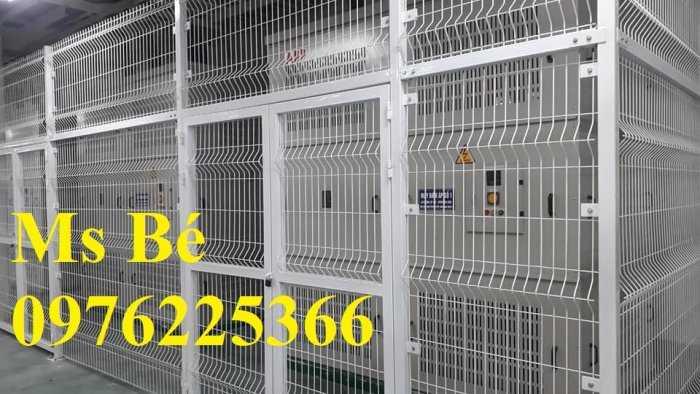 Lưới thép hàng rào D4a50x150, D4a50x200, D5a550x150, D5a50x200, D4a80x15012