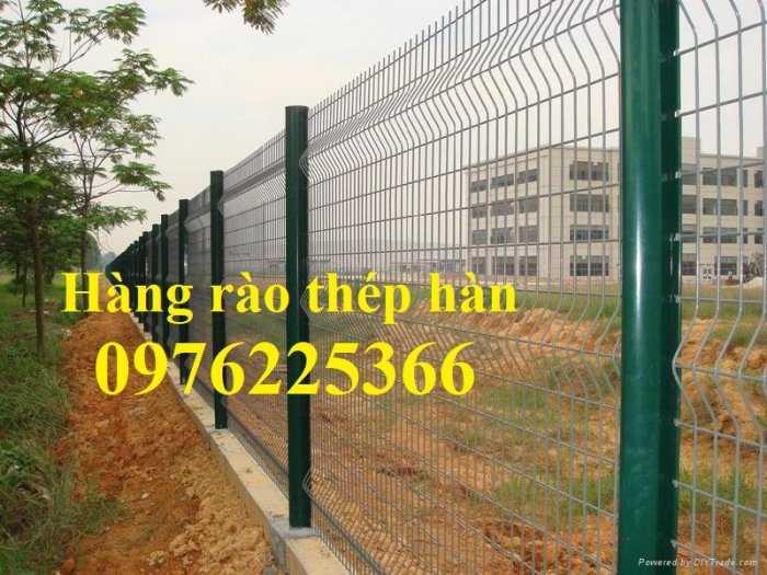 Lưới thép hàng rào D4a50x150, D4a50x200, D5a550x150, D5a50x200, D4a80x1507