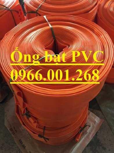 Báo giá ống vải bạt cốt dù, ống bạt xanh xả nước D60,D80,D100,D120,D1503