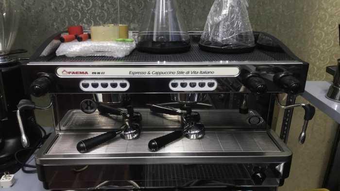 Cần Thanh Lý Máy Pha cà phê chuyên Nghiệp Faema E980