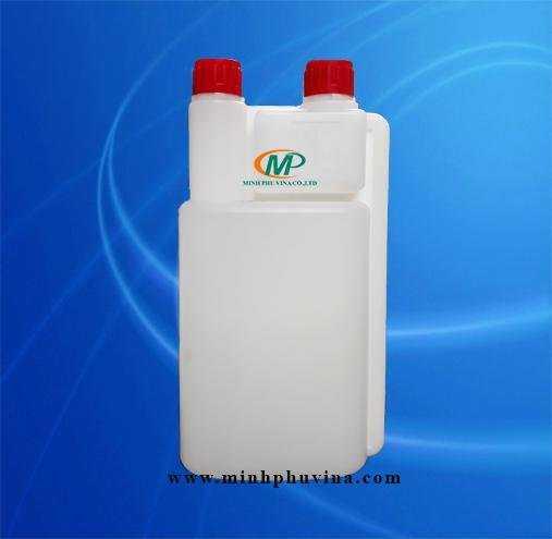 Chai nhựa 1000ml đựng hóa chất11