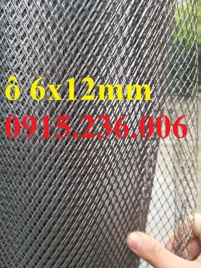 Lưới chát tường ô 6x12mm, 10x20mm hàng sẵn có tại Hà Nội mới 100%3