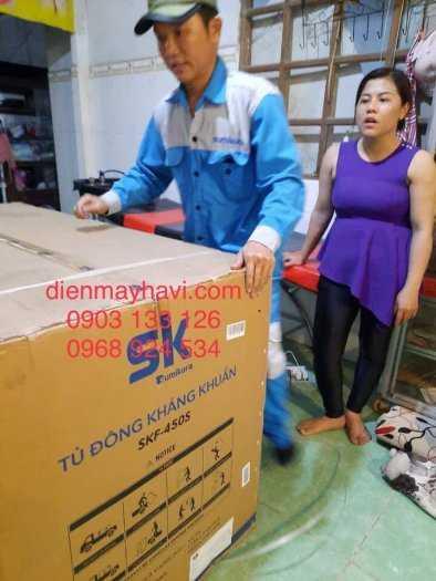 Tủ Đông Sumikura SKF-450S 1 Ngăn Đông 450 Lít Giá Sỉ0