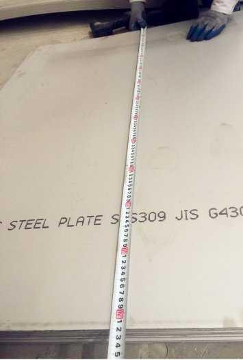Inox tấm cán nóng 309 thép không gỉ sus309 giá tại nhà máy5