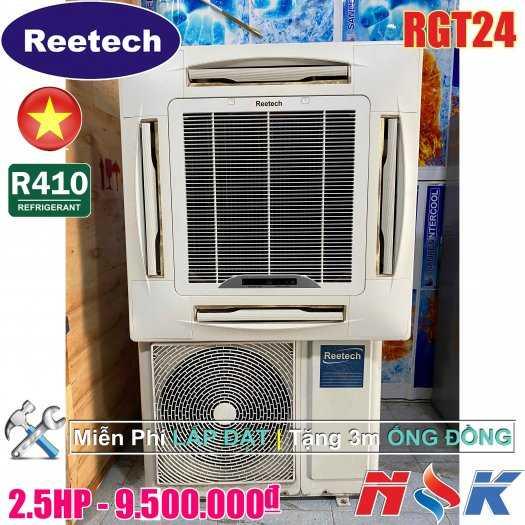 Máy lạnh âm trần Reetech RGT24 2.5HP0