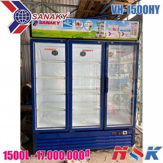 Tủ mát Sanaky VH-1500HY 1500 lít (3 cánh)2