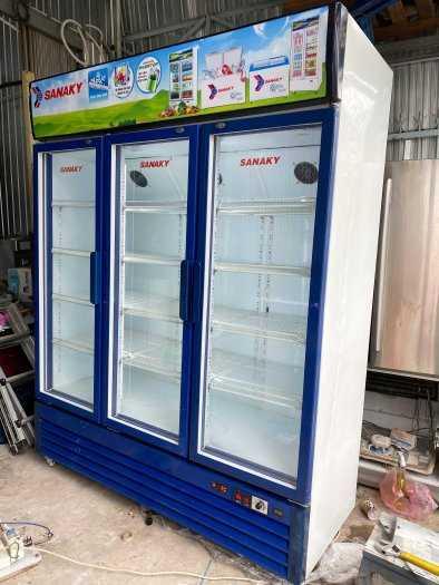 Tủ mát Sanaky VH-1500HY 1500 lít (3 cánh)1