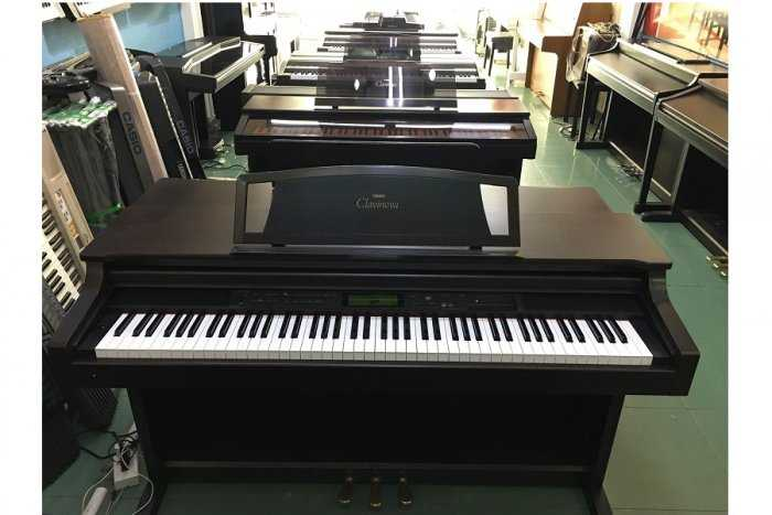 Piano điện yamaha clp-711