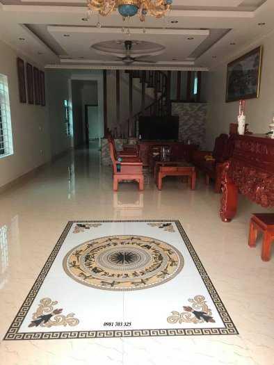 Thảm gạch lát sàn phòng khách4