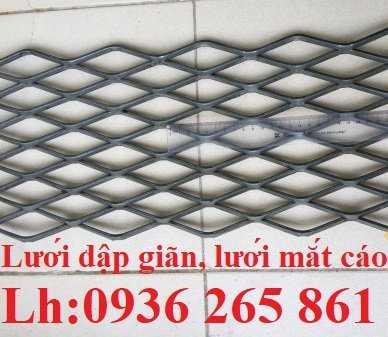 Lưới dập giãn XG dùng trong xây dựng, trang trí nội thất, làm hành lang, hàng rào giá rẻ11