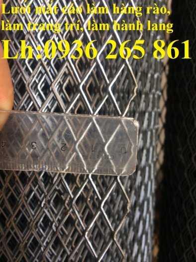 Lưới dập giãn XG dùng trong xây dựng, trang trí nội thất, làm hành lang, hàng rào giá rẻ0