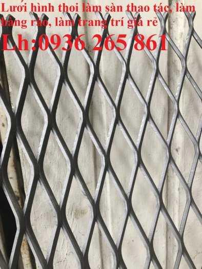 Lưới dập giãn XG dùng trong xây dựng, trang trí nội thất, làm hành lang, hàng rào giá rẻ3