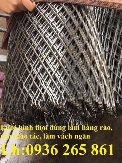 Lưới dập giãn XG dùng trong xây dựng, trang trí nội thất, làm hành lang, hàng rào giá rẻ9