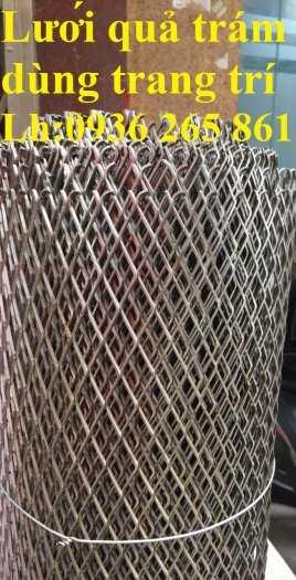 Lưới dập giãn XG dùng trong xây dựng, trang trí nội thất, làm hành lang, hàng rào giá rẻ2