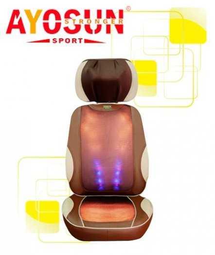 Ghế massage Ayosun Hàn Quốc luôn đồng hành cùng sức khỏe bạn mỗi ngày,ghế massage chính hãng tốt nhất hiện nay3