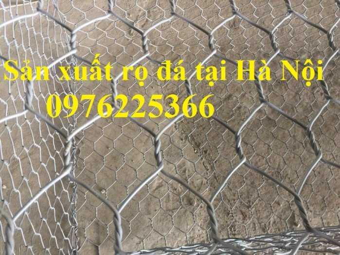 Rọ đá mạ kẽm 2x1x0,5m, 2x1x1m có sẵn hàng tại Hà Nội4