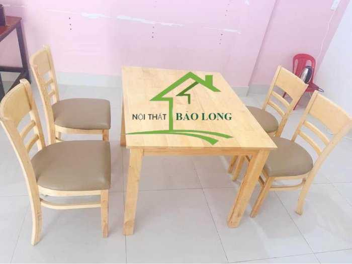 Bộ bàn ăn cabin giá xưởng rẻ3