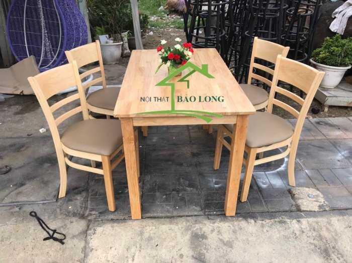 Bộ bàn ăn cabin giá xưởng rẻ4