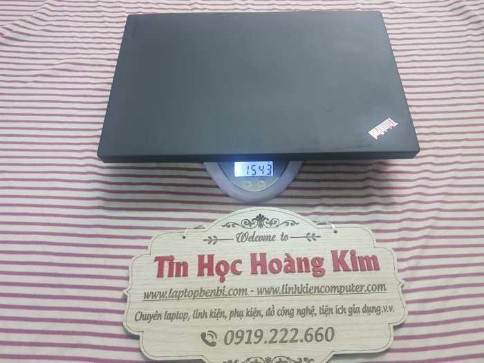 Lenovo Thinkpad X260 -i5 6300U, 8G, 128G SSD, 12.5inch, webcam,máy đẹp5