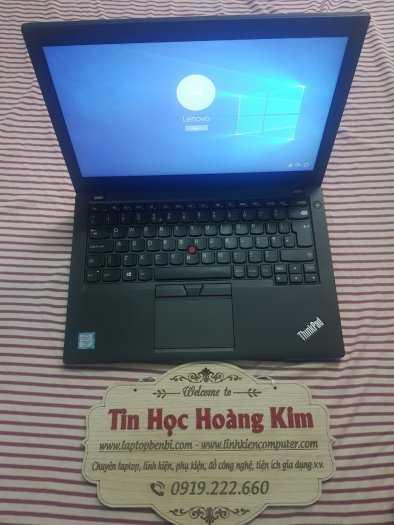Lenovo Thinkpad X260 -i5 6300U, 8G, 128G SSD, 12.5inch, webcam,máy đẹp3