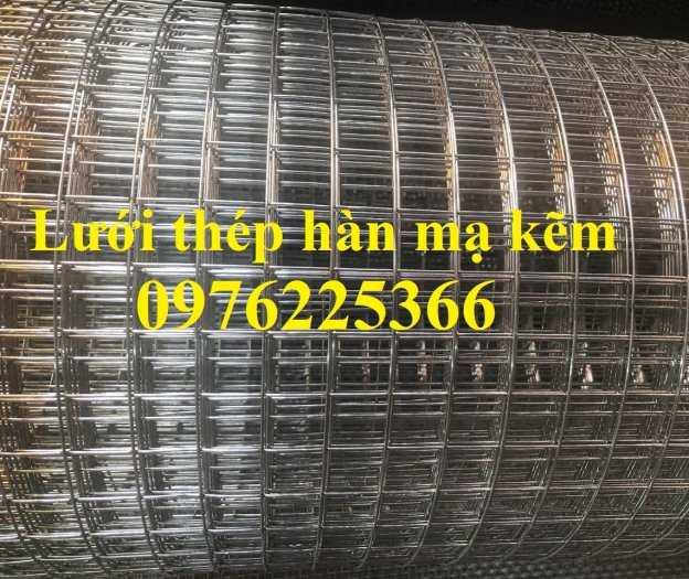 Lưới kẽm, lưới hàn mạ kẽm, lưới hàn ô vuông mạ kẽm, lưới thép ô vuônng0
