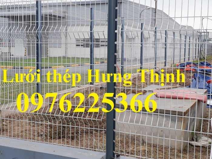Cty chuyên sản xuất lưới thép hàng rào6