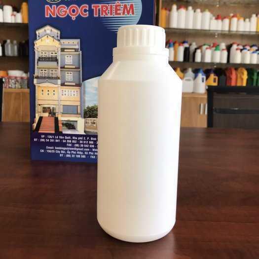 Bình nhựa 0.5 Lít (B-036) - Bao Bì Ngọc Triêm0