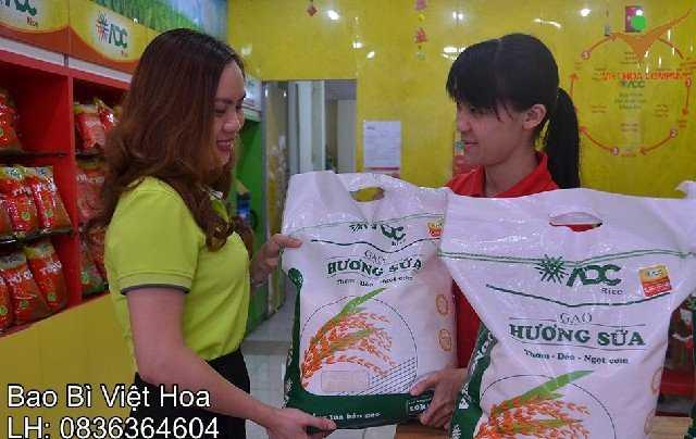 Bao Pp Gạo 5kg,10kg,25kg – Tư Vấn Miễn Phí2
