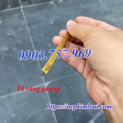 Nẹp T Inox 304, Nẹp Inox 304, Nẹp T Inox, Nẹp Inox Chữ T7