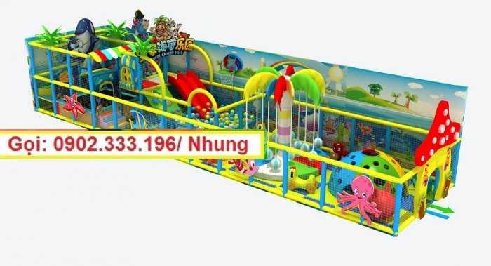 Mở Khu Vui Chơi Trẻ Em Trong Nhà, Bán Đồ Khu Vui Chơi Trẻ Em8