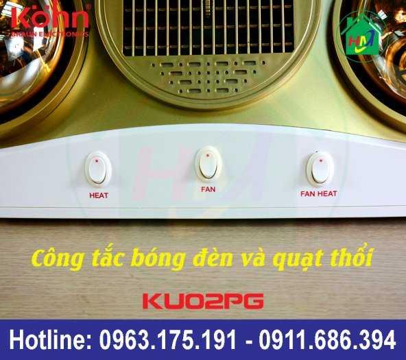 Sưởi Nhà Tắm Kohn Ku02pg8
