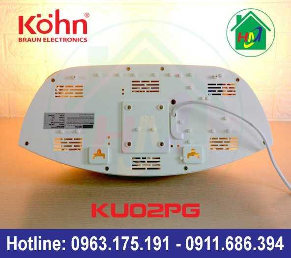 Sưởi Nhà Tắm Kohn Ku02pg2