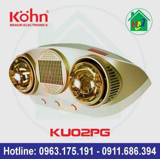Sưởi Nhà Tắm Kohn Ku02pg0