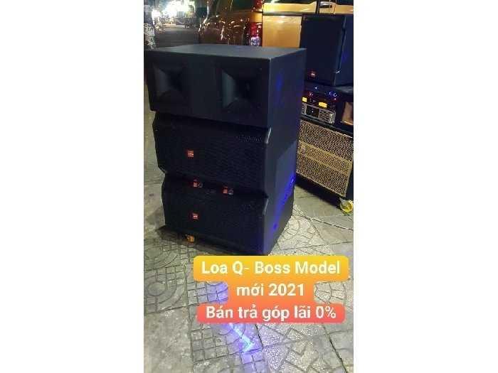 Loa kéo điện Q-boss model mới 2021
