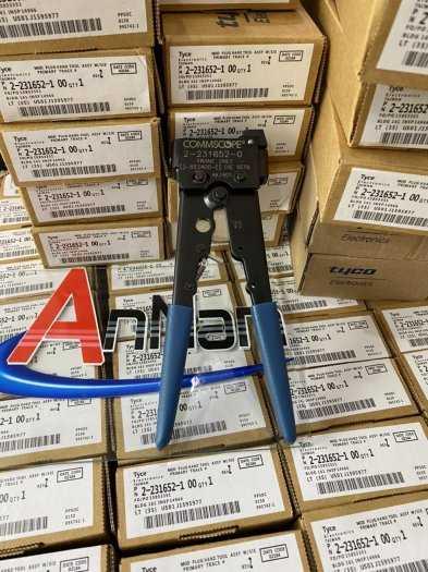 Kìm Mạng Amp Cat6e Mã 790163-5,kìm Mạng Amp Hd45,kìm Mạng Cat 6 Talon 2810r1