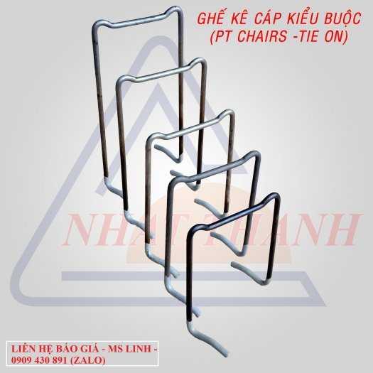 Ghế kê thép sàn - steel bar chair4