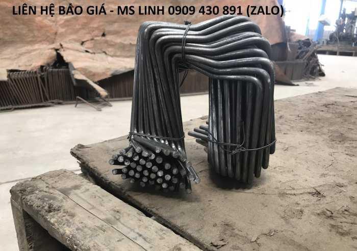 Ghế kê thép sàn - steel bar chair5