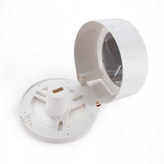 Hộp đựng giấy vệ sinh công nghiệp ineterhasa E 1008 Trắng3